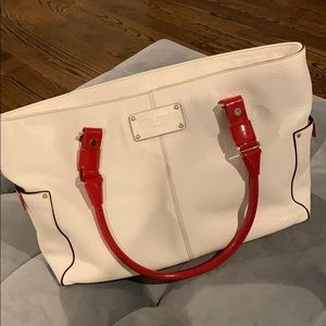 Authentic Kate Spade Notting Hill Leather Bag Tote